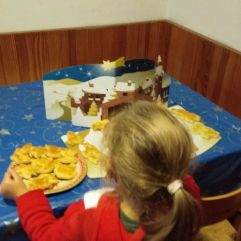I biscotti di Natale con la Catechesi Familiare