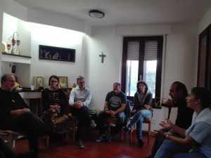 GST di Cagliari e incontro con Don Carlo Rocchetta