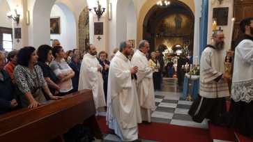 GST di Cagliari con Don Carlo Rocchetta al Santuario di Sant'Ignazio da Laconi