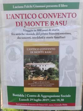 Bottidda Convento Monte Rasu