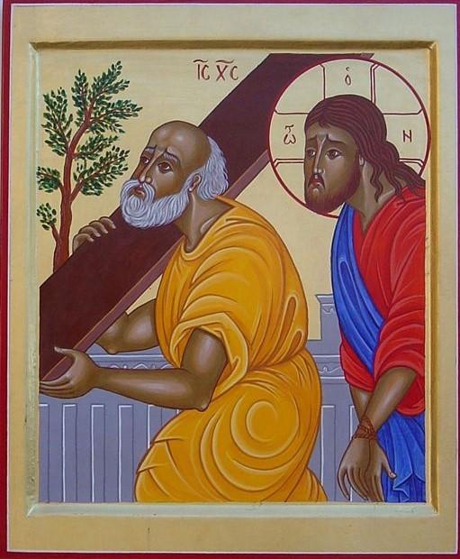 Gesù+aiutato+dal+Cireneo