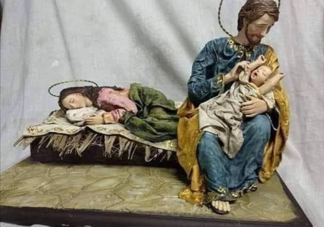 San Giuseppe e la Tenerezza