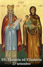di Santa Elisabetta e Santo Zaccaria