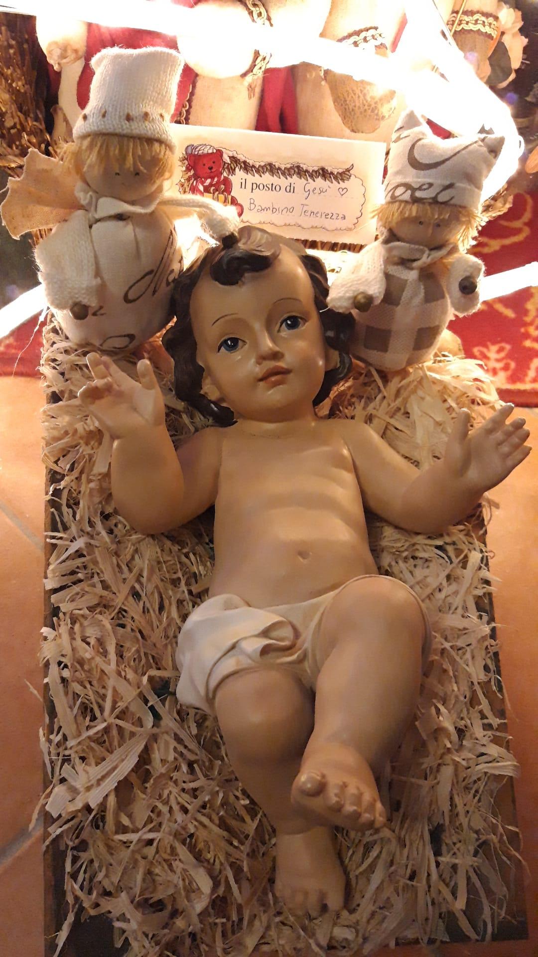Gesù Bambino della Tenerezza